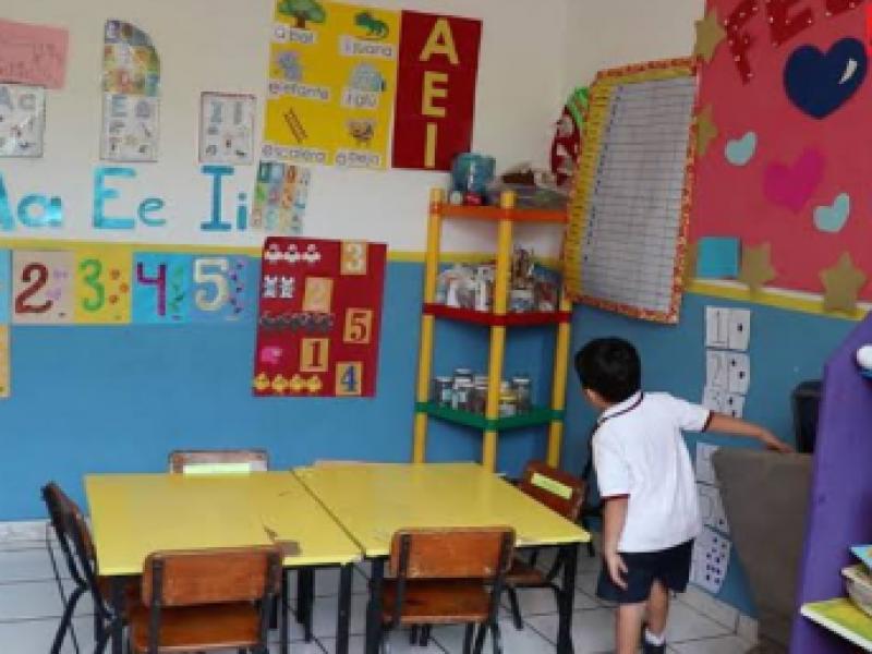 Retoman actividades 48 de 54 guarderías del IMSS en Culiacán