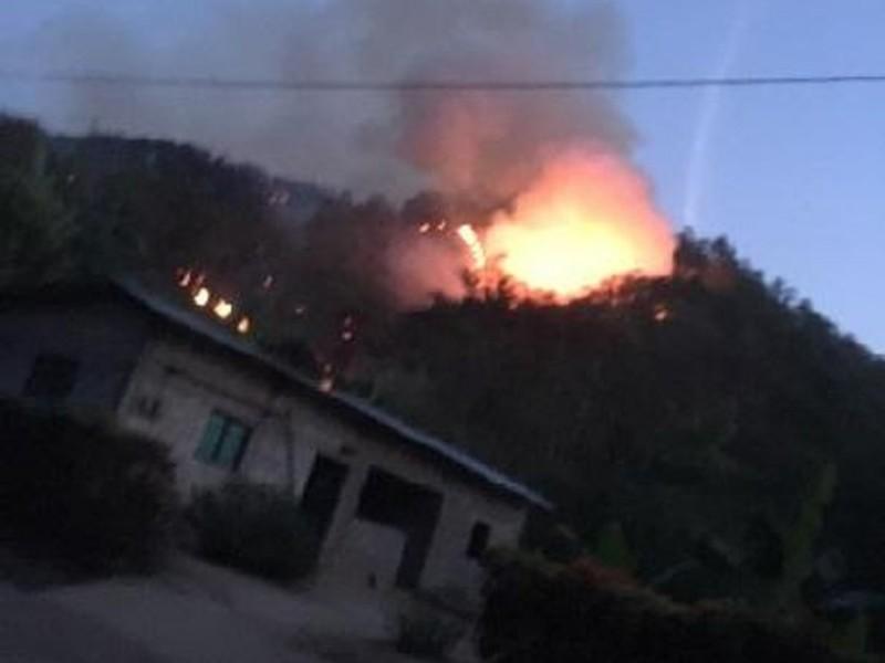 Retoman actividades escuelas suspendidas por incendios