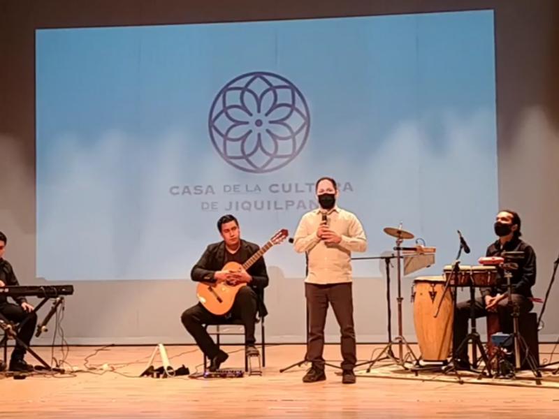 Retoman conciertos virtuales en casa de la cultura de Jiquilpan