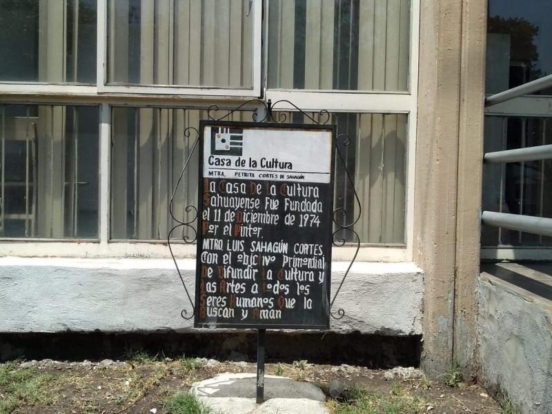 Retoman de manera gradual talleres culturales en Sahuayo