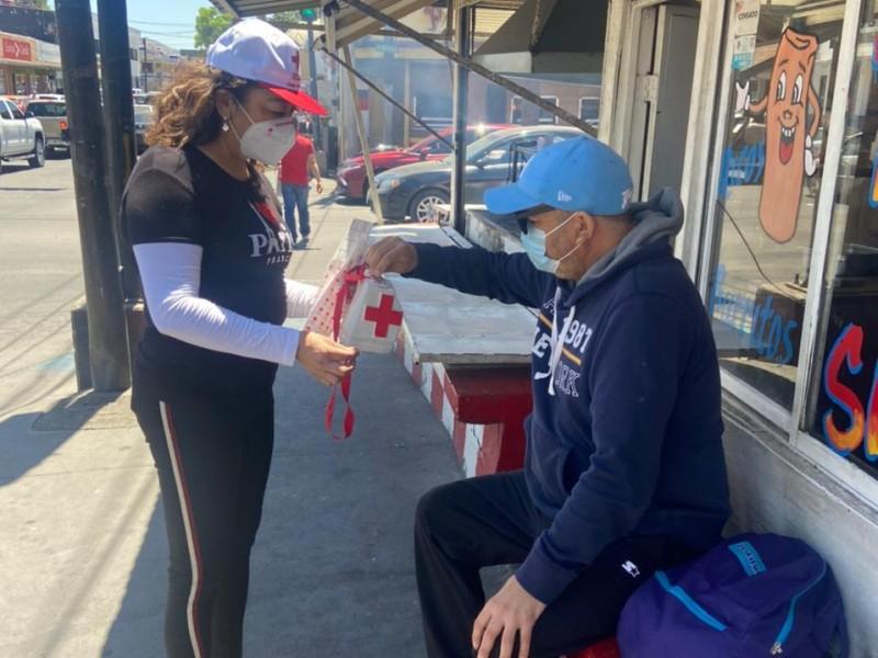 Retoman en Cruz Roja colecta 2021