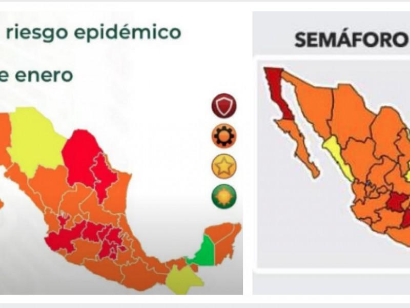 Retorna Veracruz a semáforo Naranja