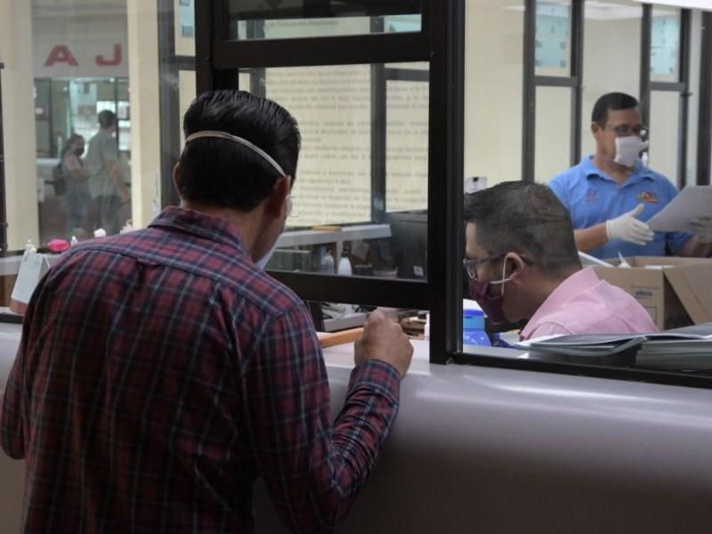 Retornarán empleados municipales a oficinas en Ayuntamiento de Morelia