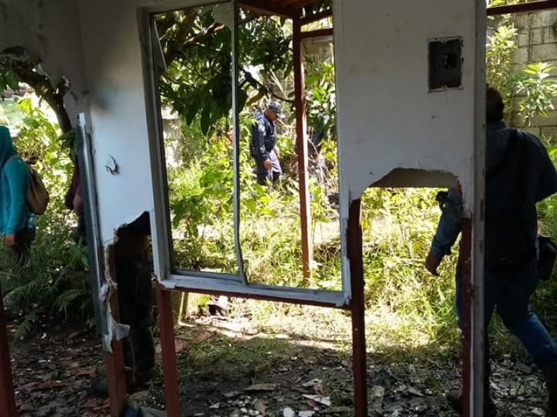 Retorno de desplazados de Ejido Puebla será tardío