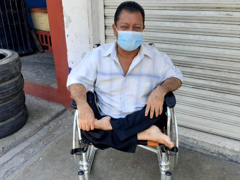 Retorno laboral complicado para personas con alguna discapacidad