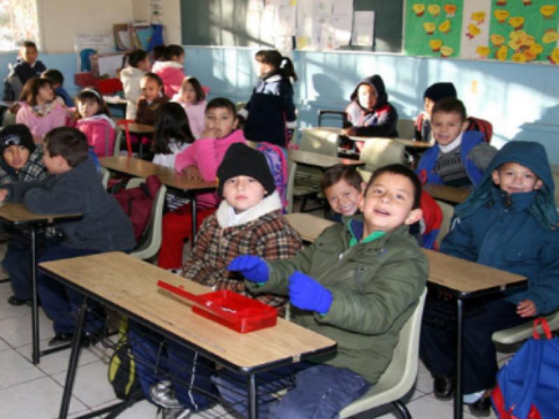 Retrasan horario de entrada en escuelas de Zamora