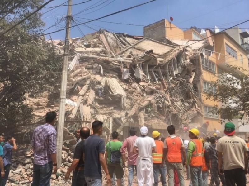 Retrasos en reconstrucción a 28 meses del sismo