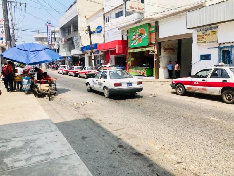 Retrocede reactivación económica en Tuxpan