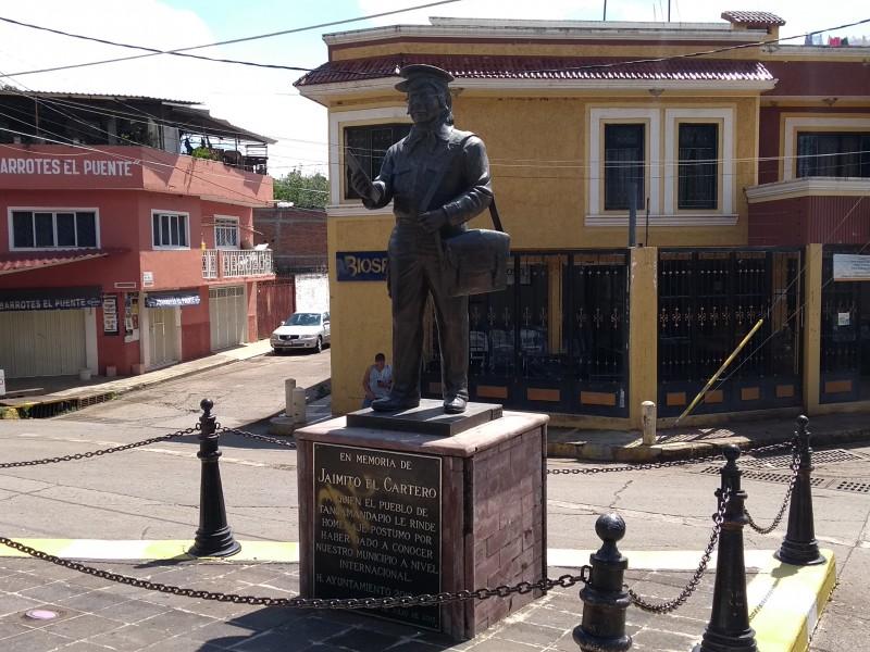 Reubicarán estatua de Jaimito