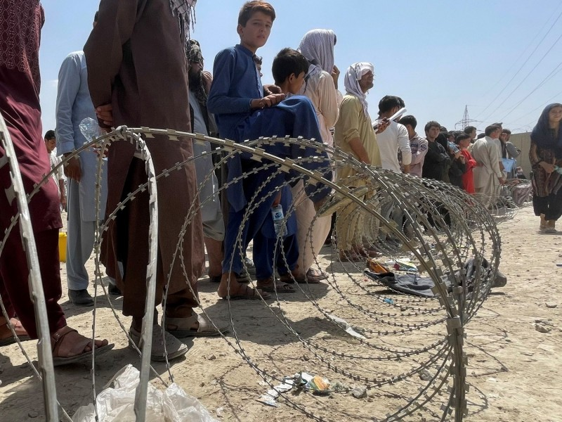 Reunión de emergencia del G7 por crisis en Afganistán