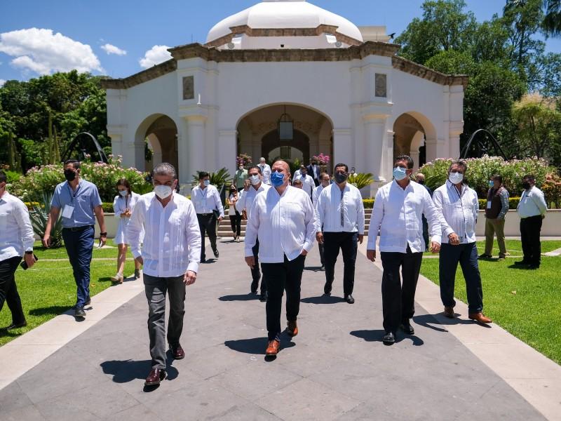 Reunión de gobernadores en Tequila costó a Jalisco $185 mil