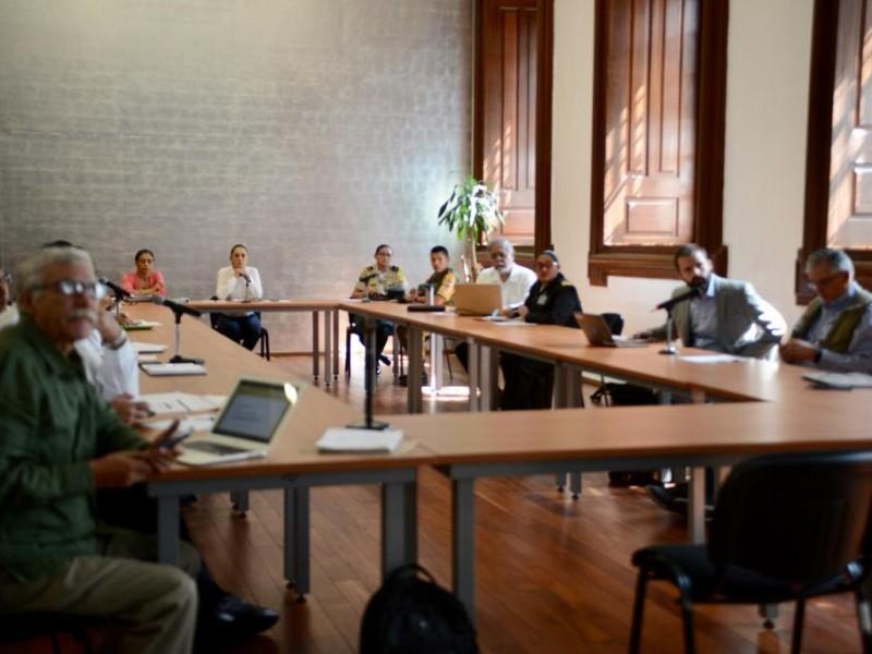 Reunión del Comité Metropolitano de Salud