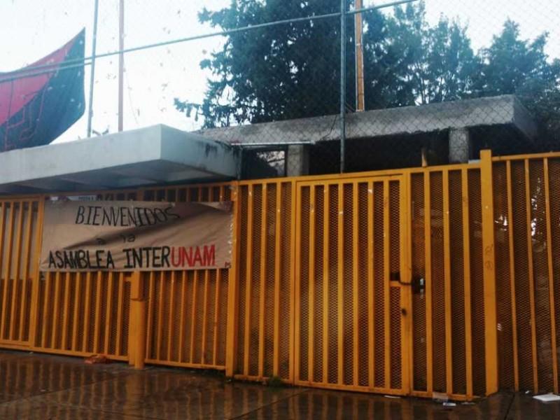 Revelan alumnos que UNAM no ha cumplido peticiones