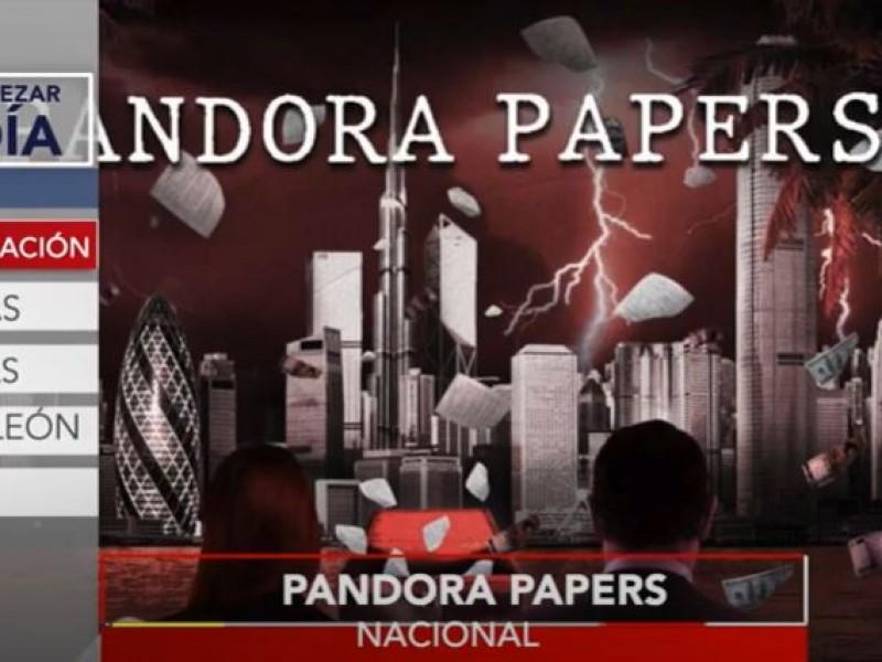 Revelan los Pandora Papers
