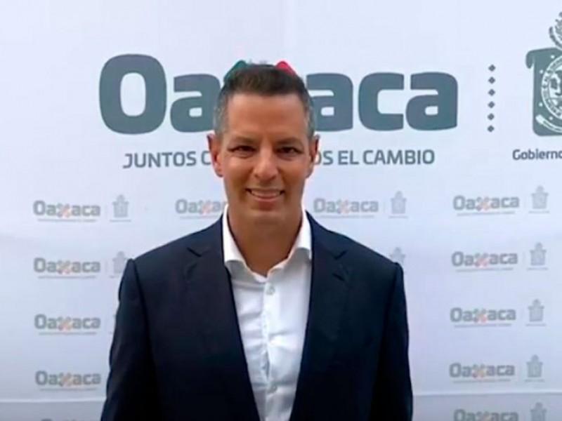 Revira Gobierno, Oaxaca en semáforo amarillo, no hay