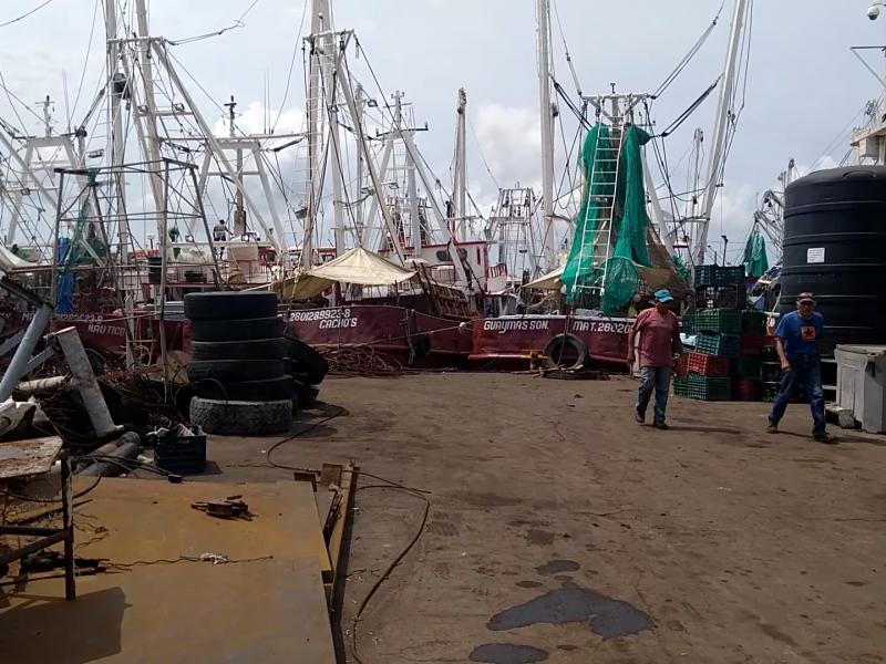Revisa Conapesca embarcaciones en programa de combustible