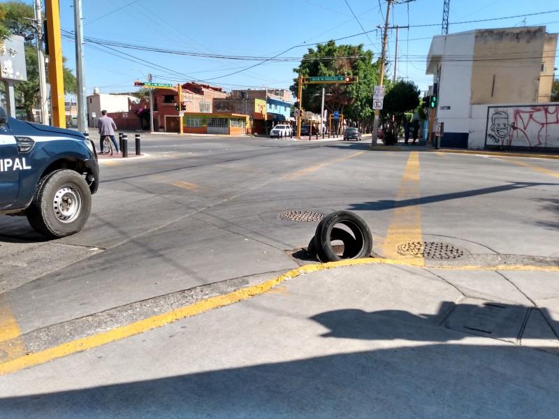 Revisará. Dirección de Obras Públicas registro robado en Ciudad Aurora