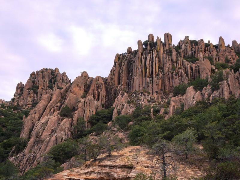 Rezagado turismo natural en Zacatecas