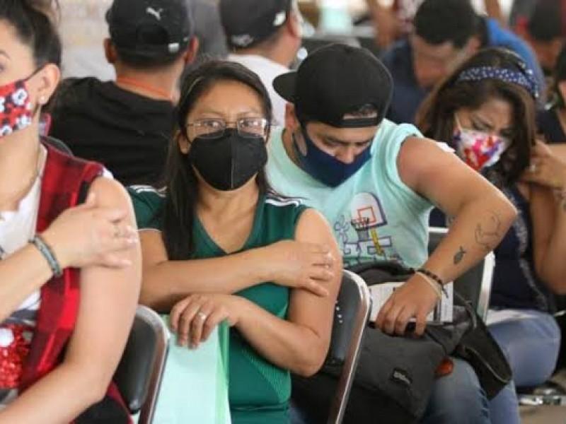 Rezagados podrán acudir a vacunarse la próxima semana en Puebla