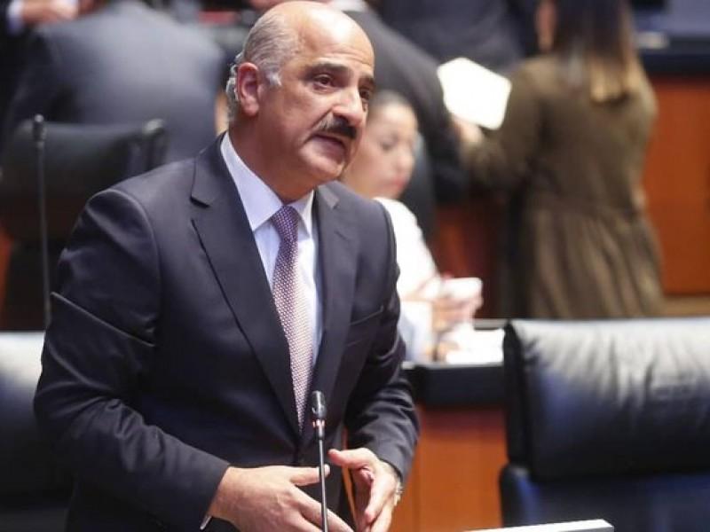 Ricardo Ahued nuevo Director General de Aduanas