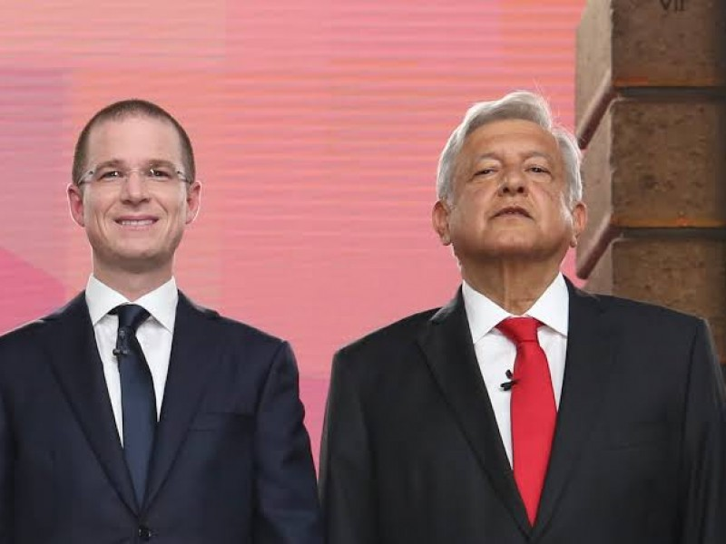 Ricardo Anaya y AMLO protagonizan discusión por triunfo MORENISTA
