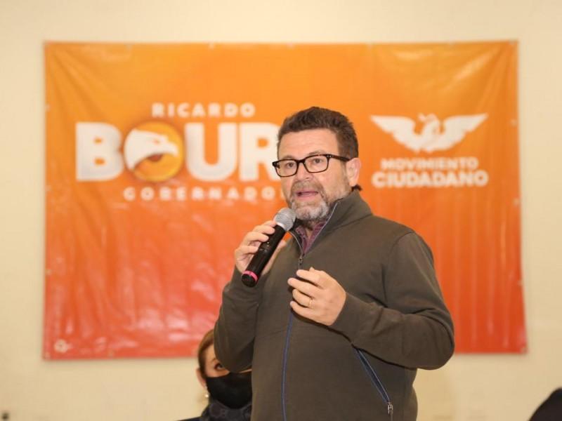 Ricardo Bours se compromete mejorar calidad de vida nogalenses