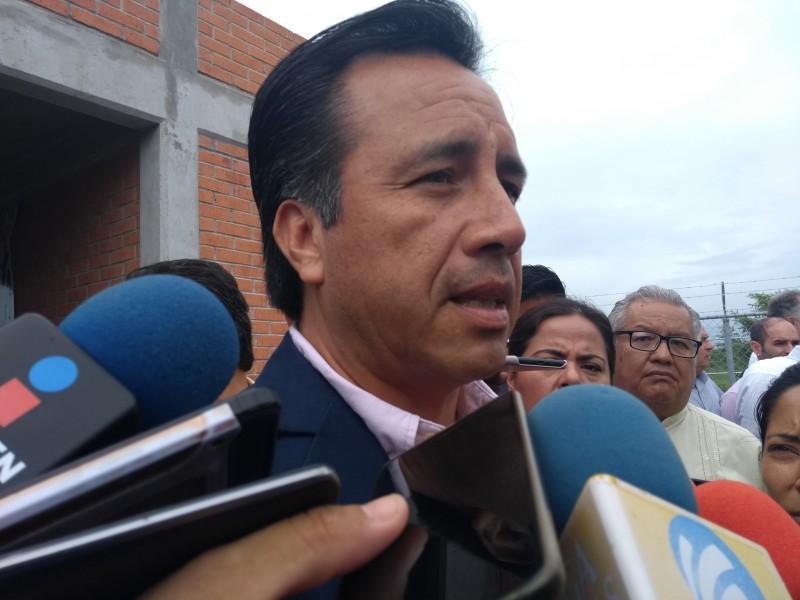 Ridícula la sentencia a Duarte: Gobernador Electo