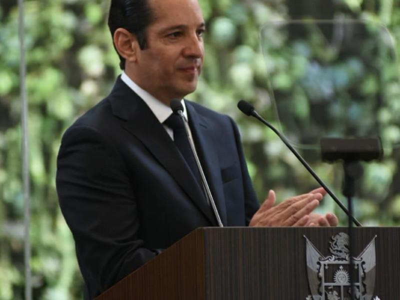 Rinde Gobernador del estado de Querétaro 4° informe