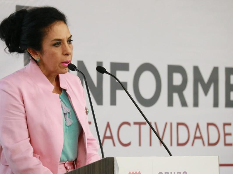 Rinde primer informe diputada Fabiola Larrondo