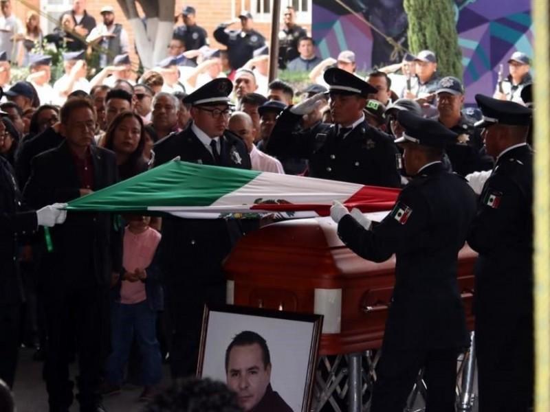 Rinden homenaje a alcalde de Valle de Chalco