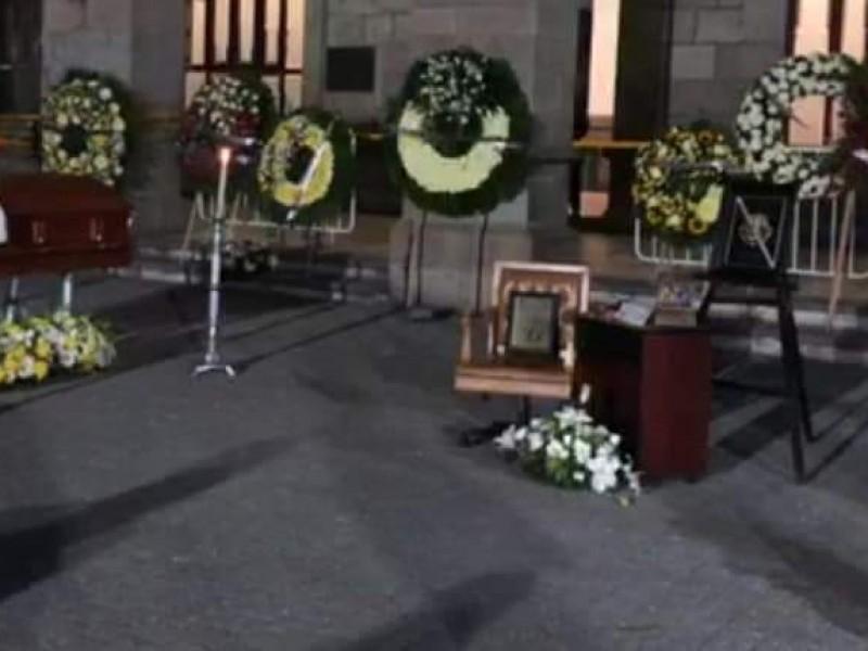 Rinden homenaje a fallecido Secretario Municipal de Tepic