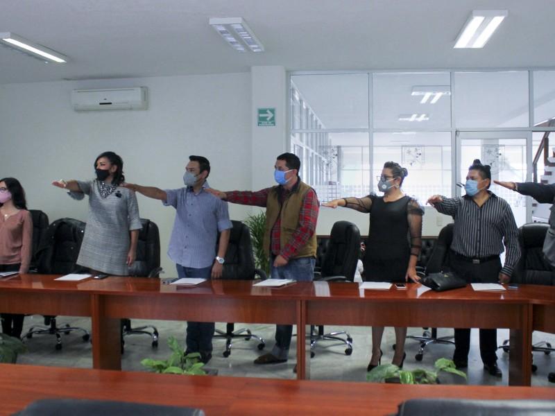 Rinden protesta nuevos miembros del Consejo Ciudadano del SURTC