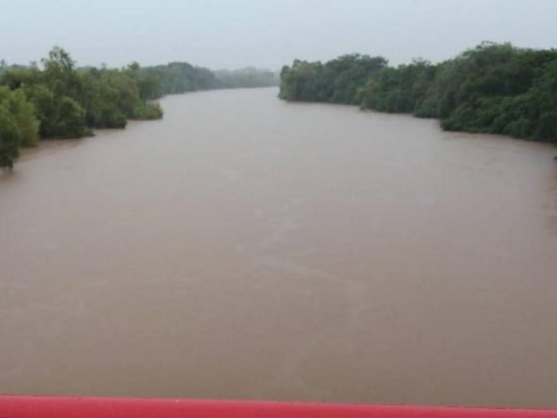 Río Ameca mantiene niveles normales