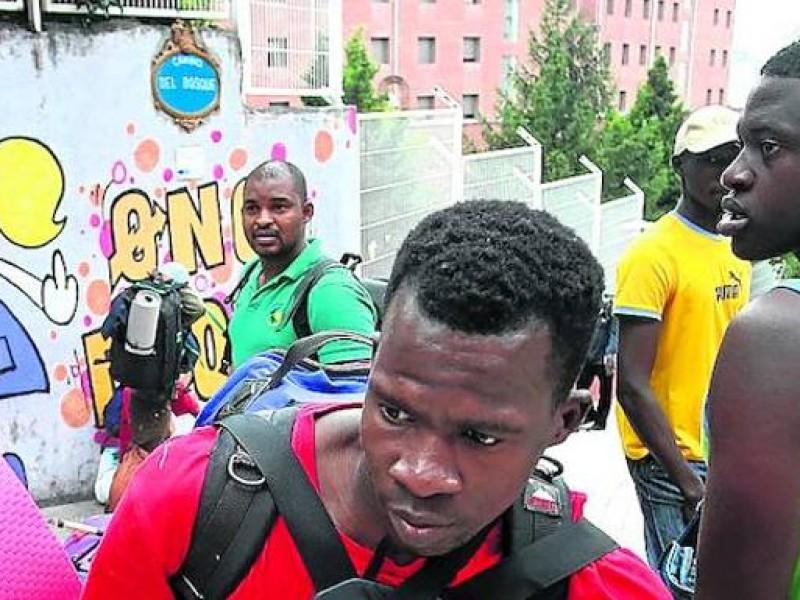 Riquelme apoyará operativos para repatriar migrantes