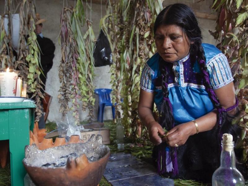 Rituales prehispánicos usados para pedir por erradicación de Covid-19