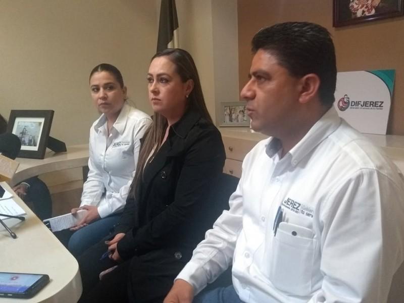 Roban 45 mil pesos al DIF en Jerez
