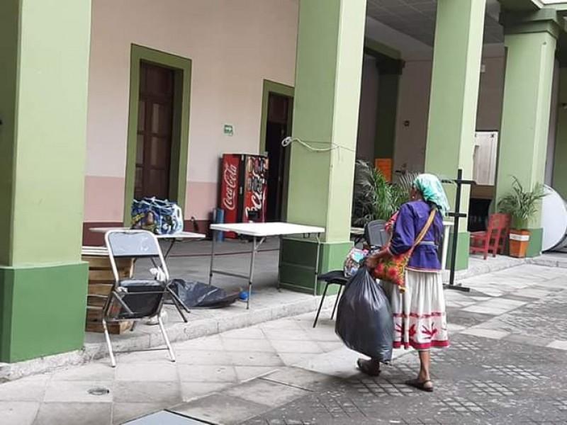 Roban a artesanos indígenas en museo CECUPI