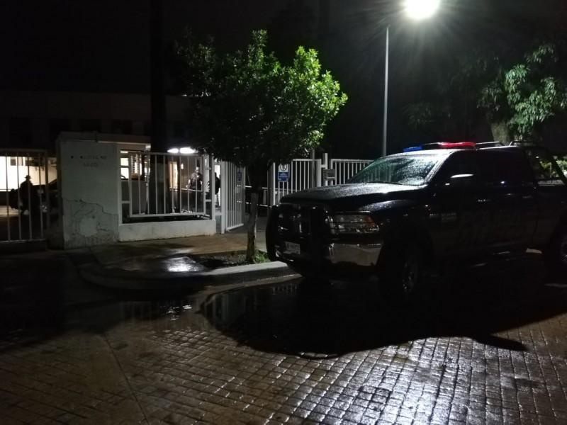 Roban cajero dentro del DIF Jalisco