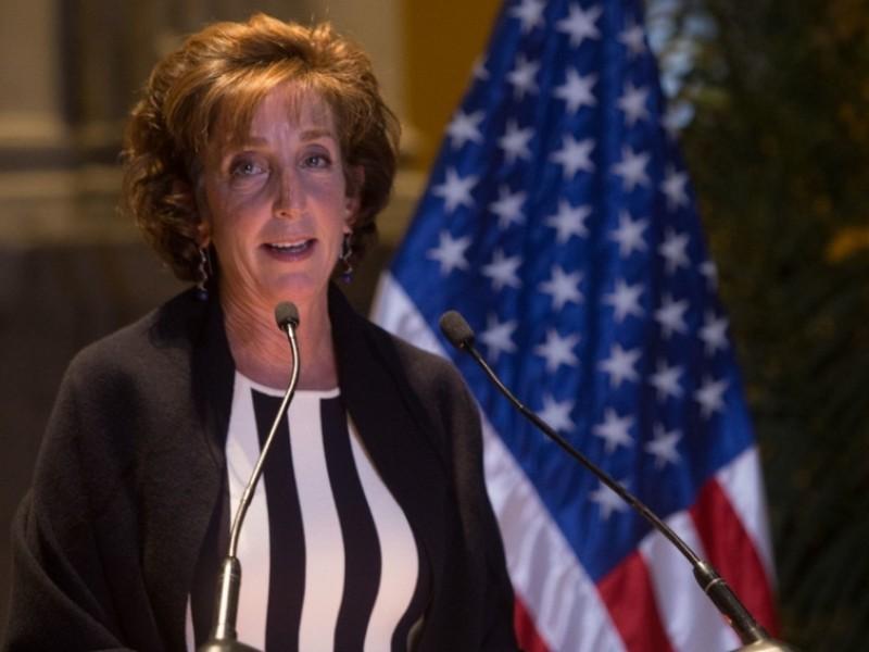 Roberta Jacobson dejará la coordinación de frontera EU-México