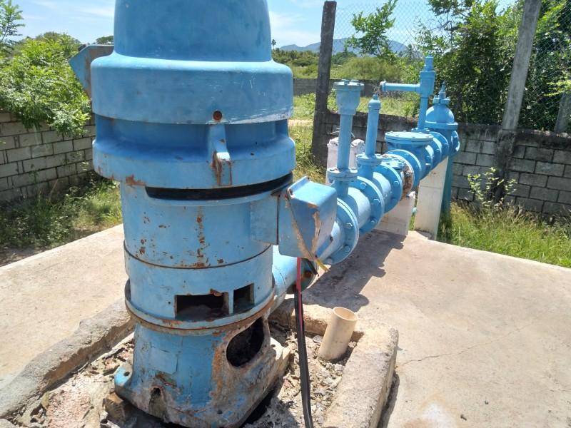 Robo a sistema de bombas costará $45,000 al CEA Tehuantepec