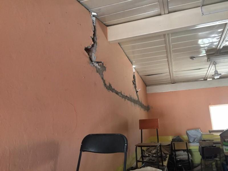 Robos a escuelas públicas sin parar en Ahome
