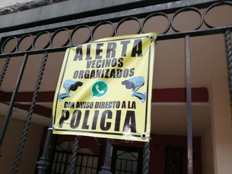 Robos latigan a colonos de la Heliorodoro Hernández
