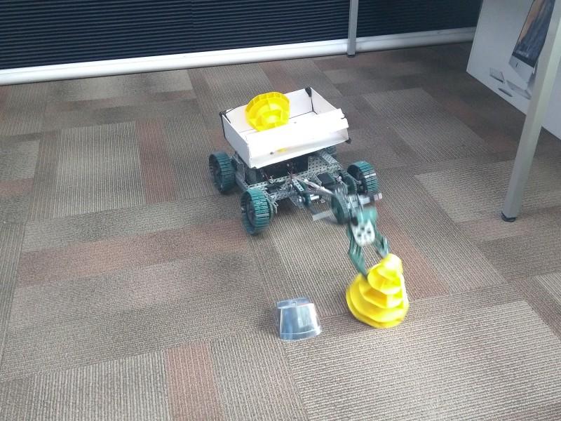 Robótica herramienta herramienta del futuro
