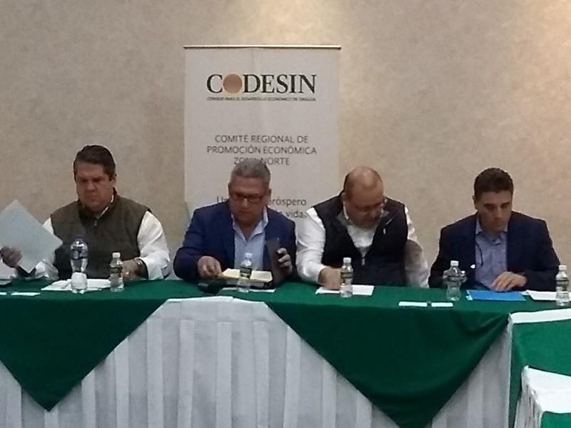 Rolando Mendívil nuevo presidente de CODESIN ZN