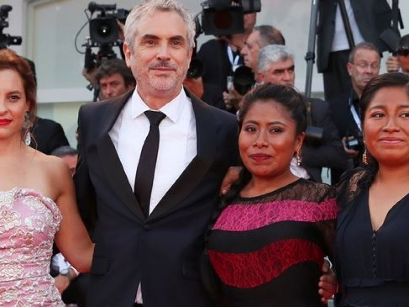 """Roma"", nominada a Mejor Película Extranjera"