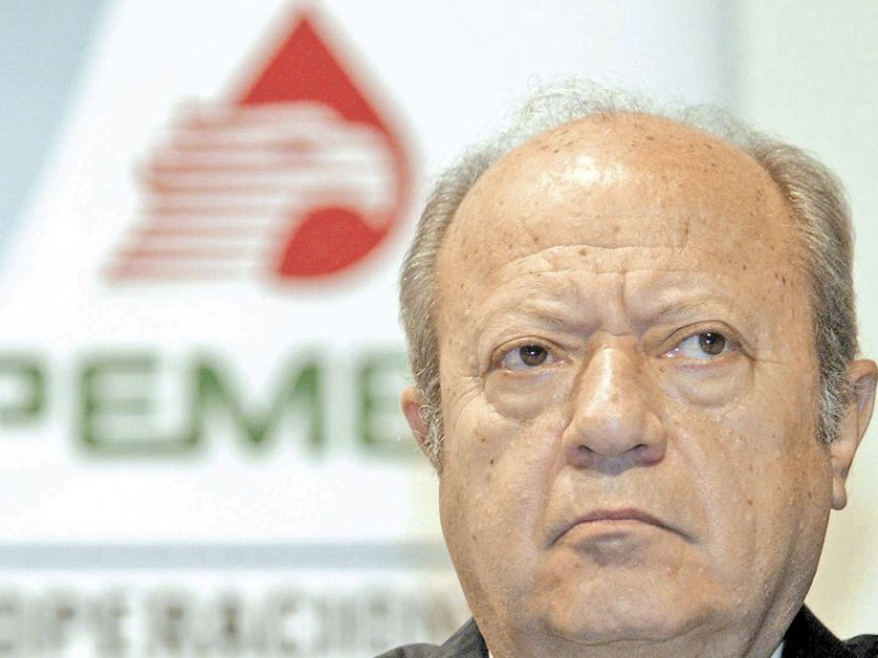 Carlos Romero Deschamps deja de ser trabajador activo de Pemex