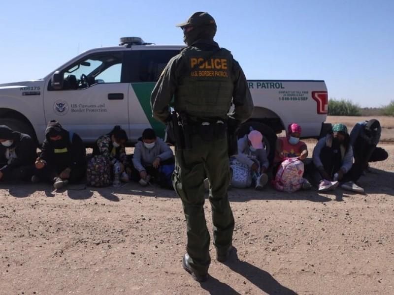 Rompe récord de deportaciones administración norteamericana de Biden