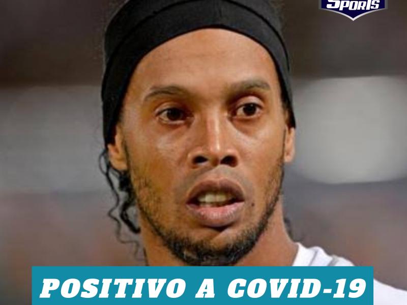 Ronaldinho da positivo a Coronavirus