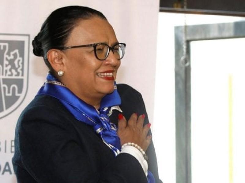 Rosa Icela Rodríguez nueva titular Puertos y Marina Mercante
