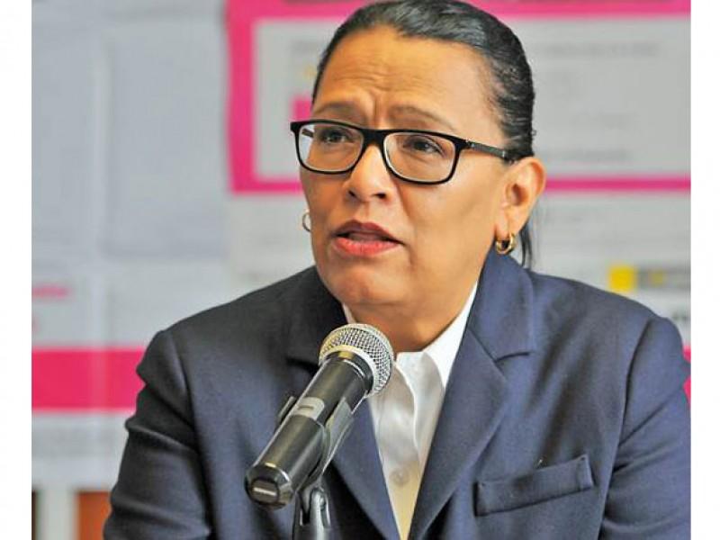 Rosa Icela Rodríguez será secretaria de Gobierno capitalina